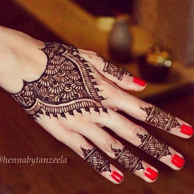 Mehndi For Back Hands : Best henna mehndi designs images on pinterest