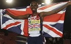 London 2012 Olympics: GB's medallists may be barefooted on podium after BOA take tough stance over sponsorship  Some of Britain's leading athletes, including Mark Cavendish and Mo Farah, may collect any London 2012 Olympic medals in bare feet to avoid contractual issues with personal sponsors following a row with the British Olympic Association over marketing rights | Flag day: Great Britain's Mo Farah may recieve his medal barefooted Photo: GETTY IMAGES