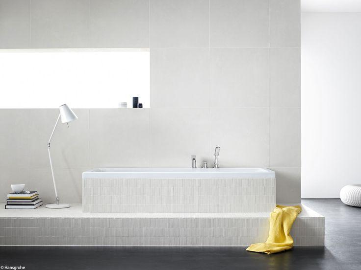 info over badkamers tegels, vloer en muur hansgrohe