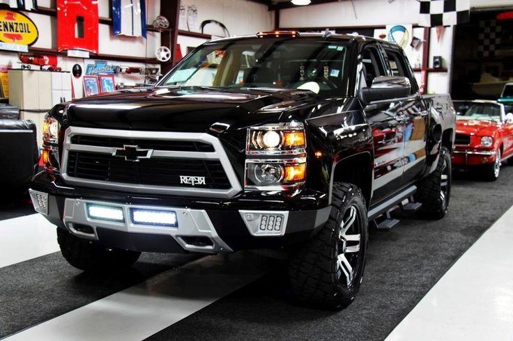 2014 Chevrolet Silverado 1500 REAPER in eBay Motors, Cars & Trucks, Chevrolet | eBay