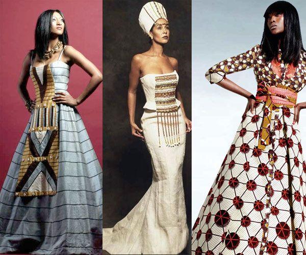 haut couture africaine - Recherche Google