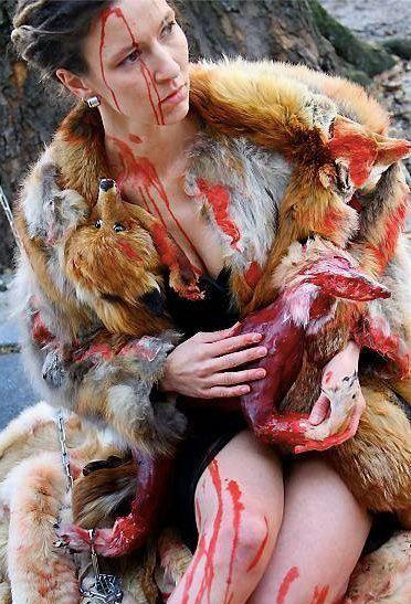 Say NO to fur