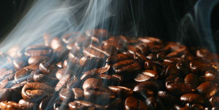 Proceso de producción del café colombiano