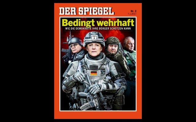 """Die """"Leitlinien für einen starken Staat in schwierigen Zeiten"""", die Innenminister Thomas de Maizière (CDU) am Dienstag unter seinem Namen in der Frankfurter Allgemeinen Zeitung veröffentlicht hat, …"""