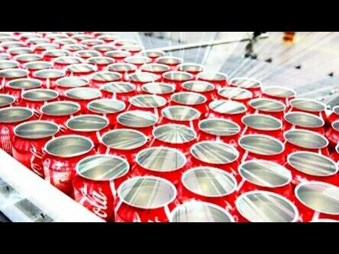 'HUMAN WASTE' In COCA COLA CANS FORCES SHUTDOWN At PLANT In IRELAND