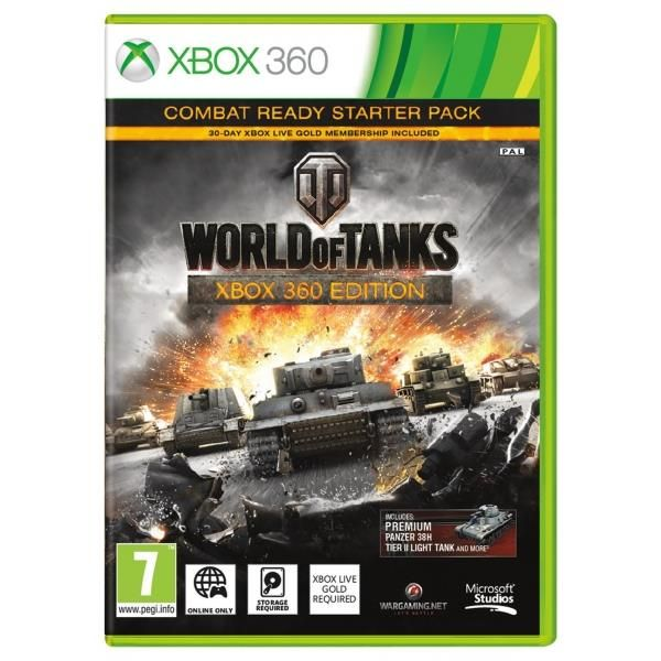 World Of Tanks Combat Ready Starter Pack Xbox 360 Game   http://gamesactions.com shares #new #latest #videogames #games for #pc #psp #ps3 #wii #xbox #nintendo #3ds