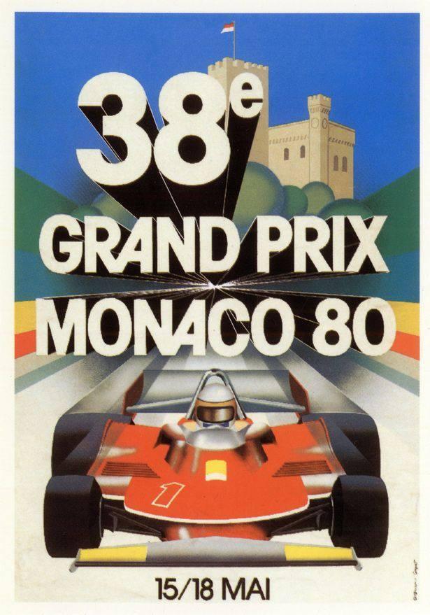 Best Vintage Formula Posters Images On Pinterest Car - Minimal formula 1 posters jason walley
