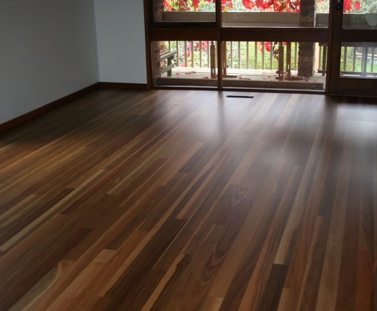 Spotted Gum Coated in Hard Wax