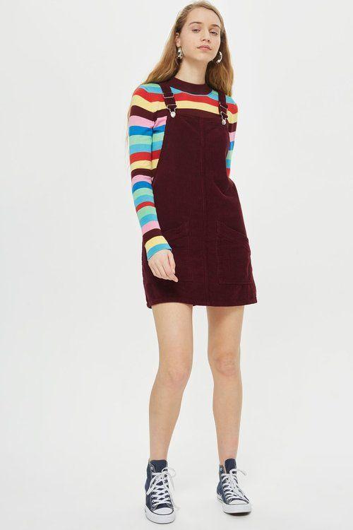 584e5598f9e Burgundy jumper dresses
