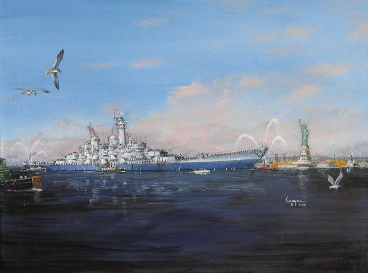 USS Montana BB 67