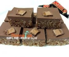Recipe Mars Bar Crackle Slice by leonie - Recipe of category Baking - sweet