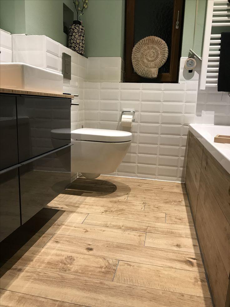 Metrofliesen, Alpina Feine Farben, Ikea Godmorgon, Bathroom DIY