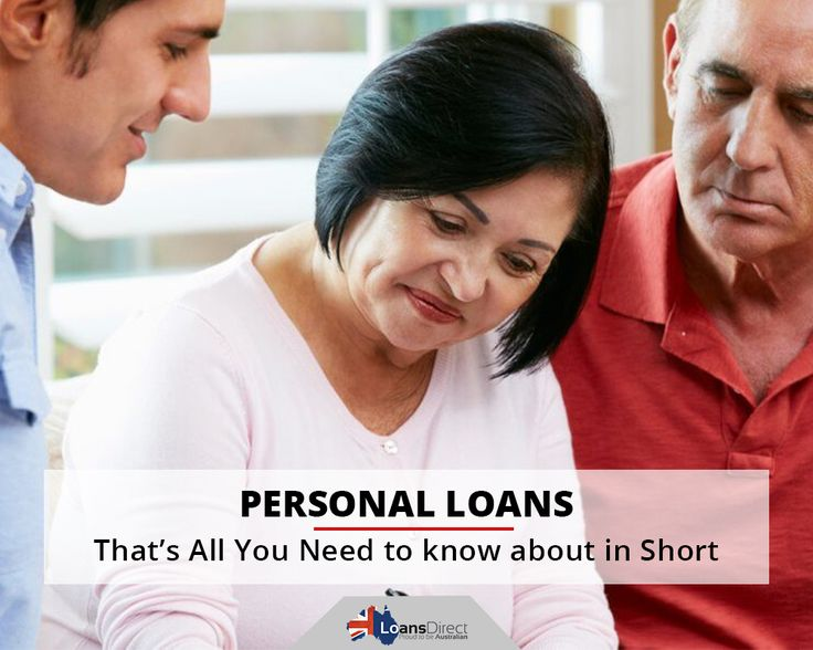 Personal Loans – That's All You Need to know about in Short