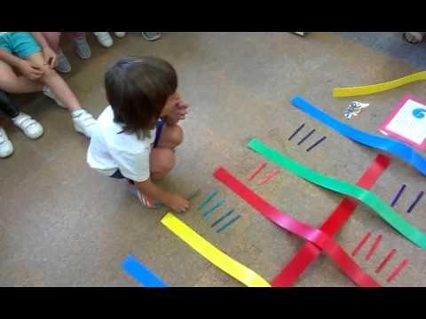 ABN HUERTA RETIRO: Infantil 4 años. Descomposición de números.