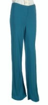 Sutton Studio Womens Wide Leg Trouser Pants Petite