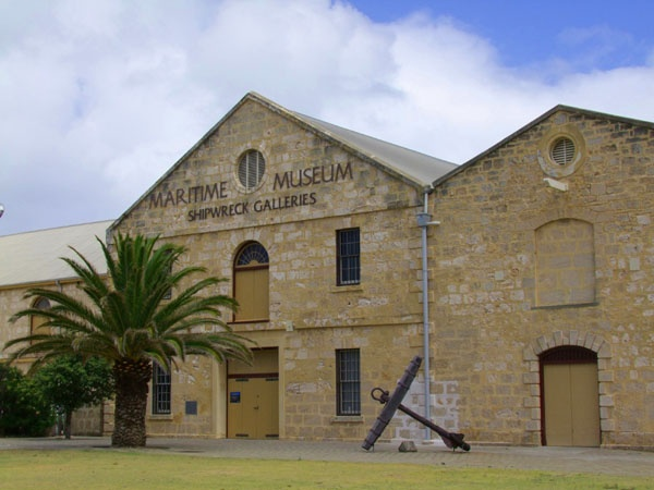 Fremantle Maritime Museum Shipwreck Galleries, Western Australia. Photography by Niki Clay @ travelproject.com.au