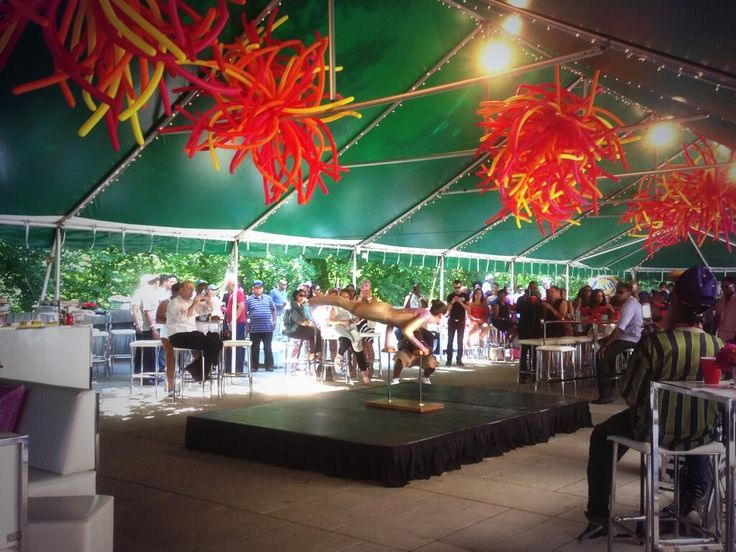 Event, Fantastic themes entertainers at le cirque mystique thanks to The Idea Hunter!