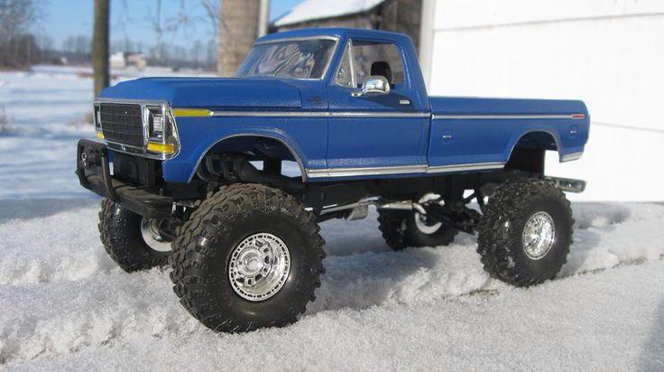 Ford truck model