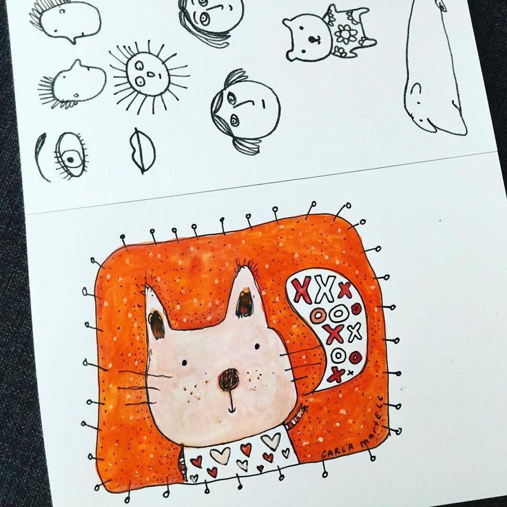 Happy Valentine's Day cat  | Carla Martell