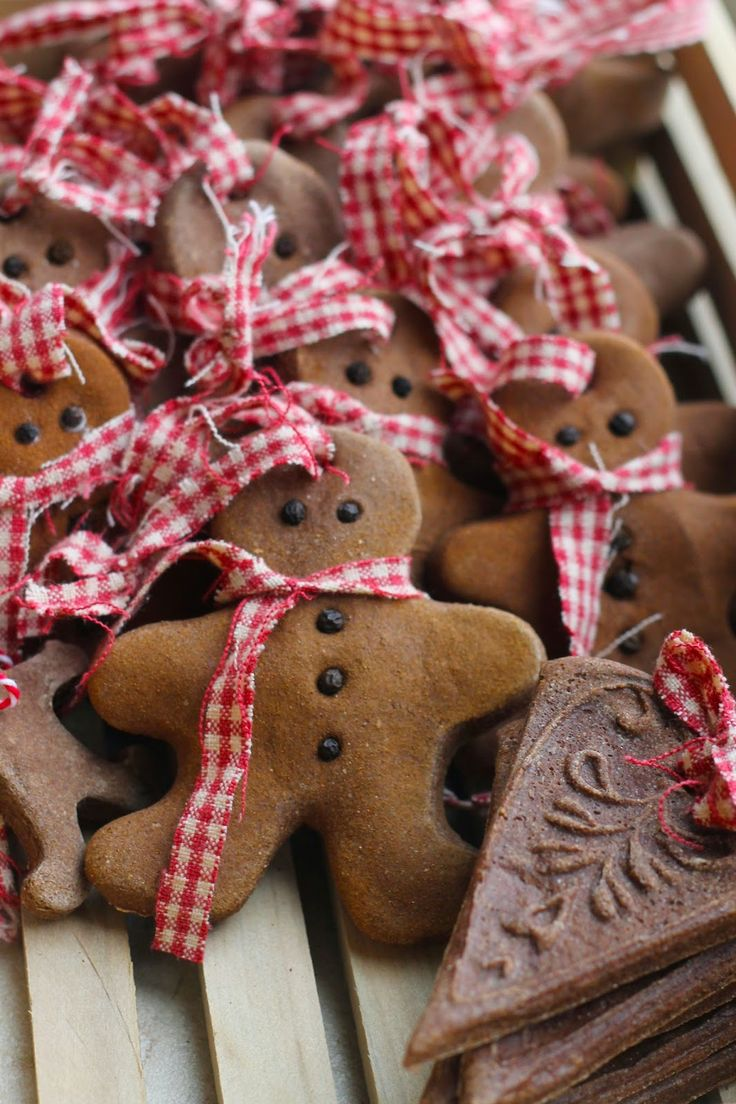 Easy Dough Ornament Ideas