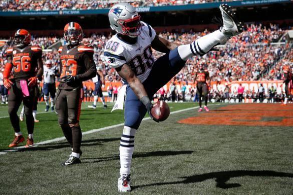 2016 NFL Fantasy Football Red Zone Report: Week 5 - Joe Pisapia