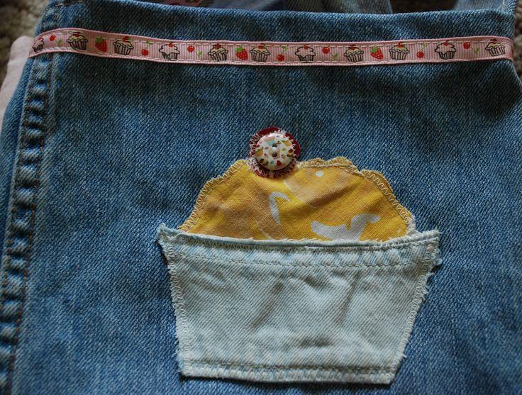 Unikiki Cupcake laukku, Leonora