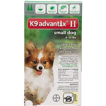 how to use advantix for dogs