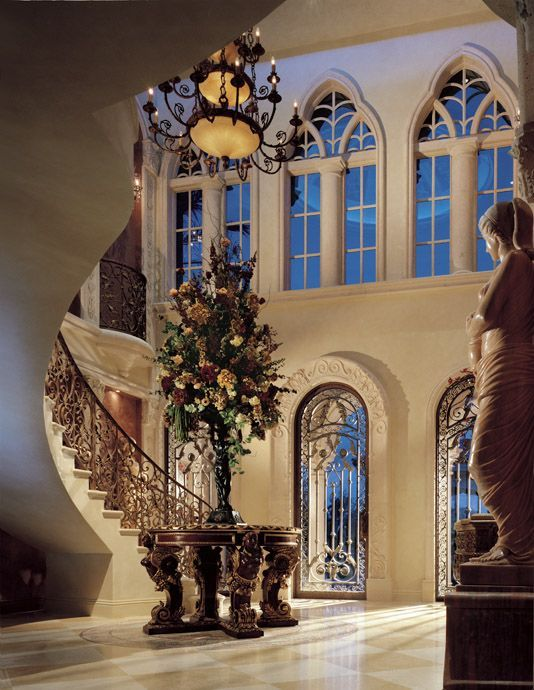 lovely elegant home decorating - photo #20