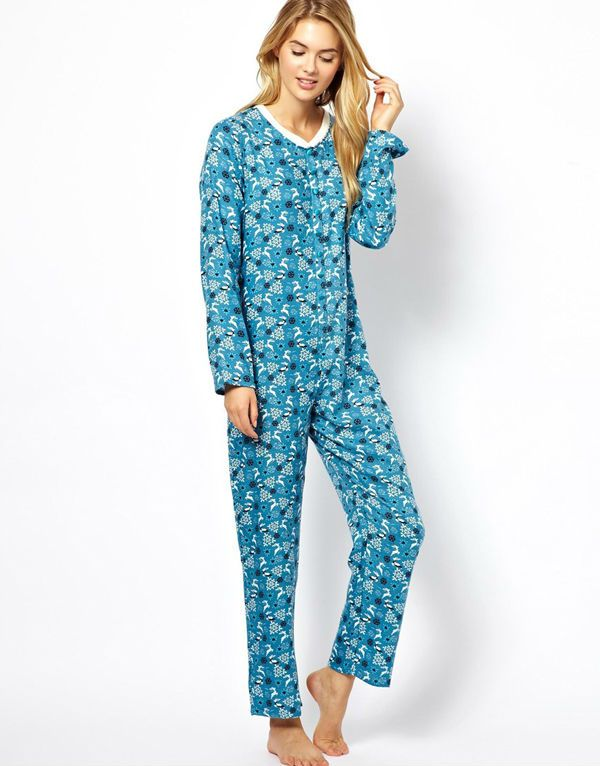17 Best ideas about One Piece Pajamas on Pinterest | Floral ...