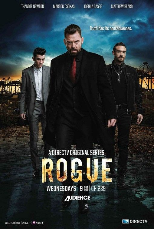 Rogue (TV)....Please come back Jack! I miss you!!!