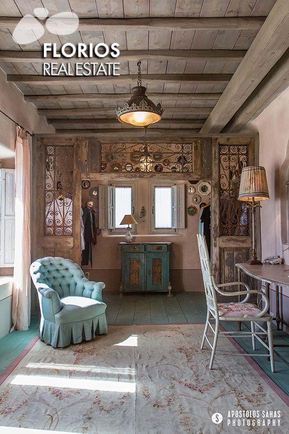 Villa for Sale in Agrari, Mykonos island Greece (6 bedrooms – 6 baths) FL1494 http://www.florios.gr/en/Villas-For-Sale-Mykonos-Island-Greece.html