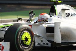 Vencedor Rubens Barrichello, Brawn GP