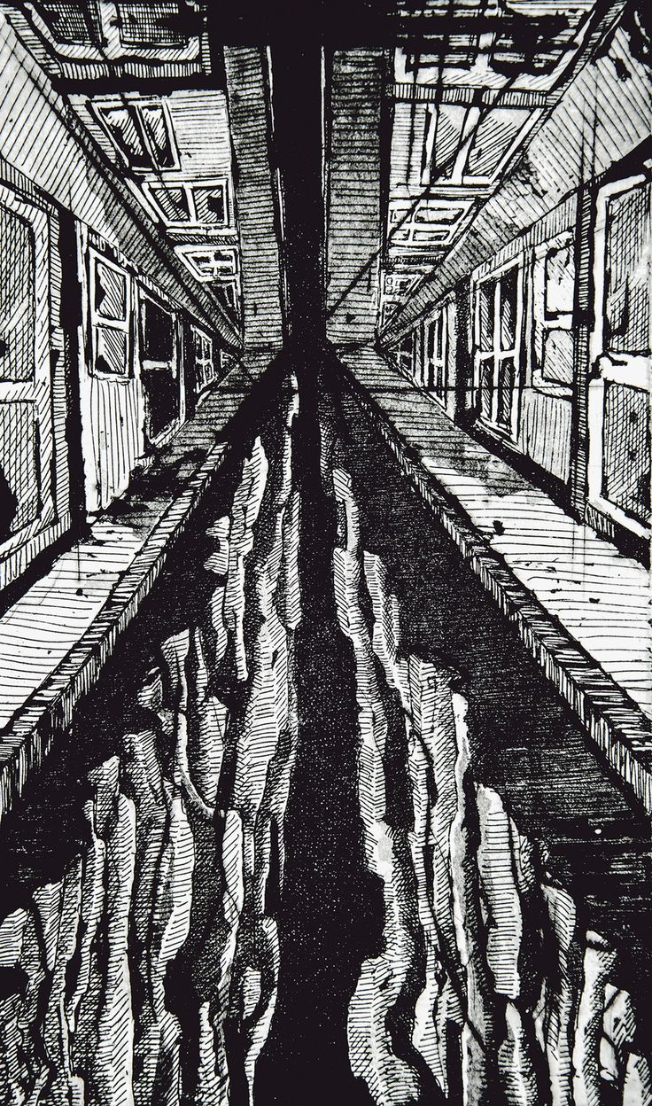 Surreal Perspective, Jagoda Cerkiewnik on ArtStation at https://www.artstation.com/artwork/WbWkv