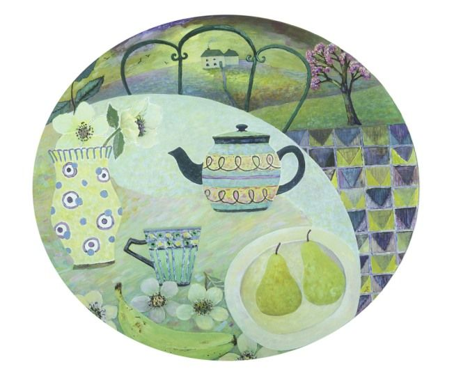 Sarah Sloan - Storm in a Teacup