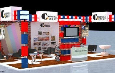Exhibition Stall Design India