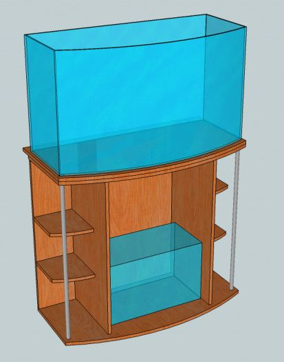 1000 ideas about fish tank stand on pinterest tank for Free fish tanks craigslist