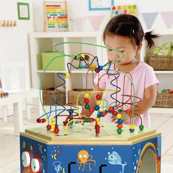 Great Hape Coral Reef Activity Center