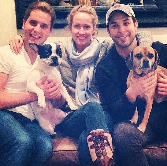 So fun to see the Pitch Perfect cast hanging out in real life! Check out some of their cutest Instagram snaps together, including that time Anna Camp and Skylar Astin posed with Ben Platt and some adorable dogs.