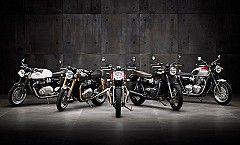 Triumph Motorcycles Recalls Bonneville Bikes In India