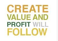 5 Important Ways to build value.....  http://www.betternetworker.com/articles/view/personal-development/law-attraction/5-important-ways-build-value