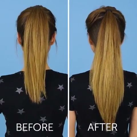 6 easybreezy hair hacks video  5 minute crafts/tips in