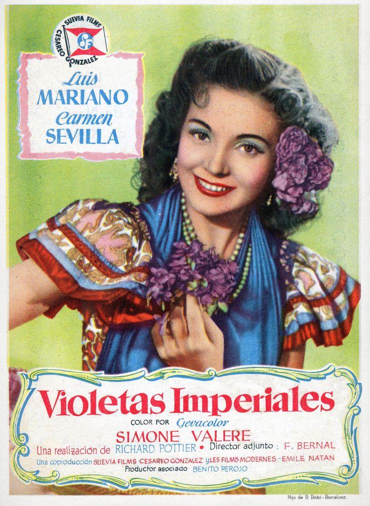 1952 - Violetas imperiales - tt0045295