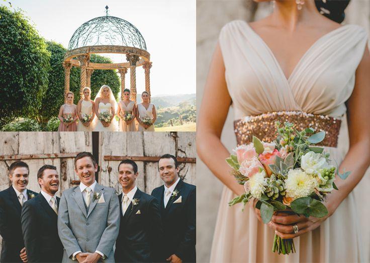 Aaron and Aviva Glengariff Estate Dayboro - Glengariff Bridal Portraits - Elleni Toumpas Brisbane Queensland Wedding Photographer