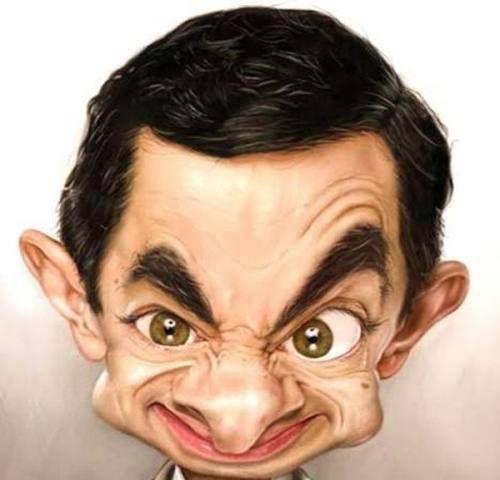 celebrity caricatures 7 Funky celebrity caricatures by Patrick Strogulski (11 photos)