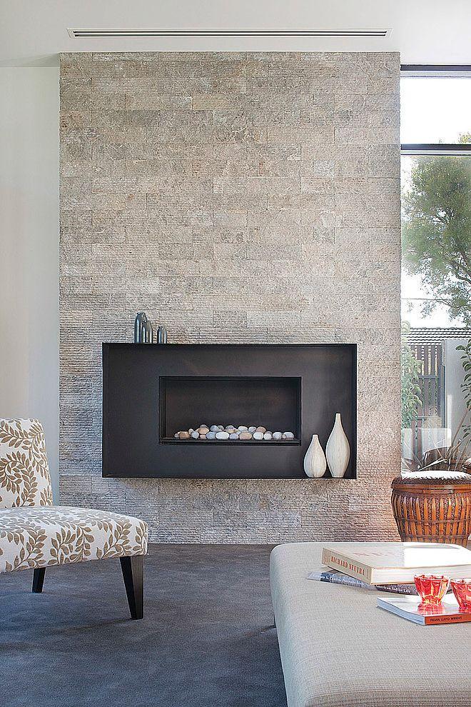 M s de 25 ideas incre bles sobre chimeneas modernas en - Chimeneas de interior ...