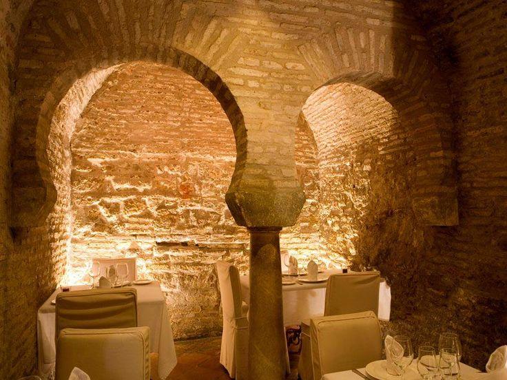 De baños árabes a restaurante - San Marcos (Santa Cruz)
