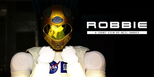 A short film about a robot in space. Moving and poignant!