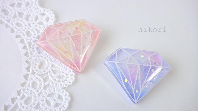 shrink plastic accessory♥