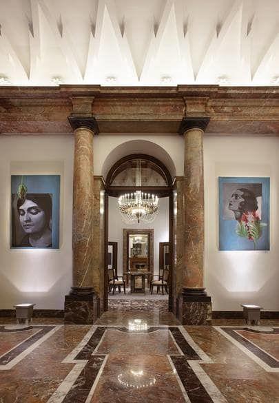 222 best piero portaluppi images on pinterest chic chic for Villa mozart milano