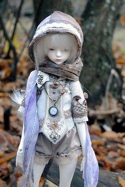 littlepinkmuses: [Doll Chateau Bella]